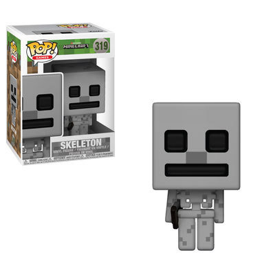 Minecraft - Skeleton Pop! Vinyl Figure