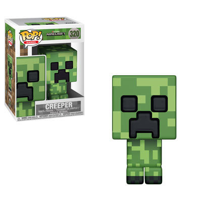 Minecraft - Creeper Pop! Vinyl Figure