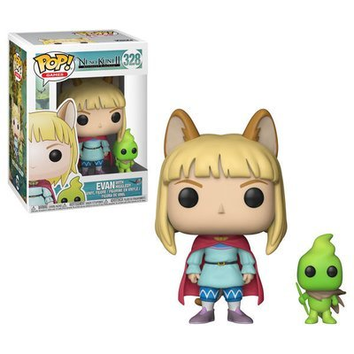 Ni No - Kuni Evan with Higgledies Pop! Vinyl Figure