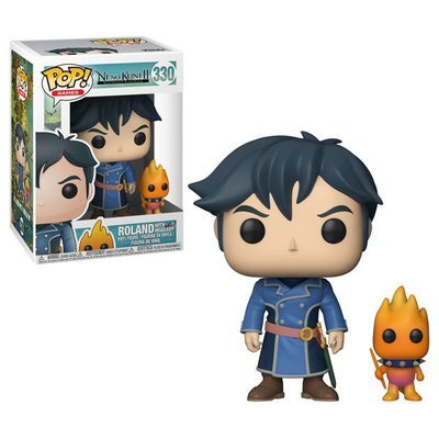 Ni No Kuni - Roland with Higgledies Pop! Vinyl Figure