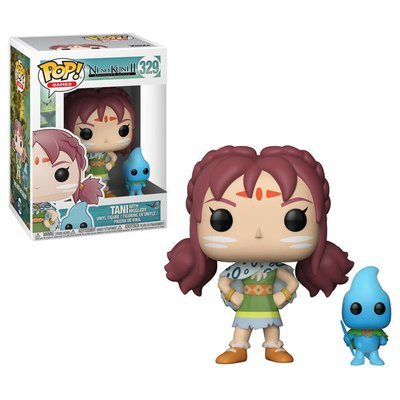 Ni No Kuni - Tani with Higgledies Pop! Vinyl Figure