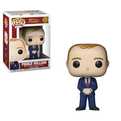 Royal Family - Prince William Pop! Vinyl Figure