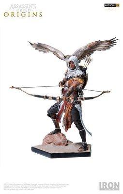 Assassin's Creed Origins - Bayek Deluxe Art Scale 1/10