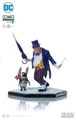 DC Comics The Penguin Deluxe Art Scale 1/10 - Series 3 by Ivan Reis