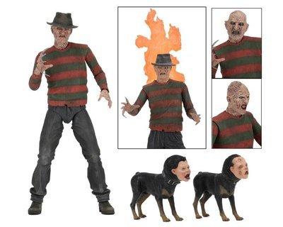 PRE-ORDER Nightmare On Elm Street Part 2 Ultimate Freddy Krueger Figure