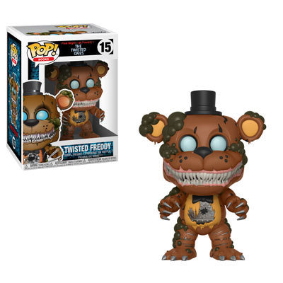 Five Nights at Freddy's - Twisted Freddy Pop! Vinyl Figure