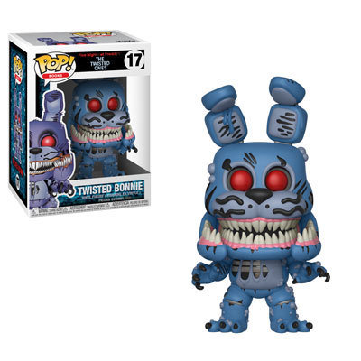 Five Nights at Freddy's - Twisted Bonnie Pop! Vinyl Figure