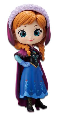 Q Posket Disney Characters Anna Regular Ver.