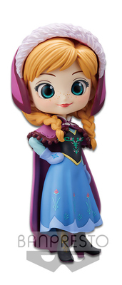 Q Posket Disney Characters Anna Pastel Ver.