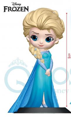 Q Posket Disney Characters Elsa Regular Ver.