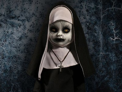PRE-ORDER Living Dead Dolls Presents: The Conjuring 2 - The Nun