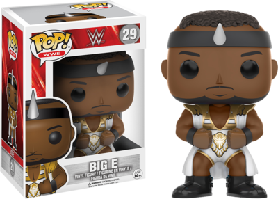 WWE - Big E Pop! Vinyl Figure