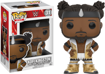 WWE - Kofi Kingston Pop! Vinyl Figure