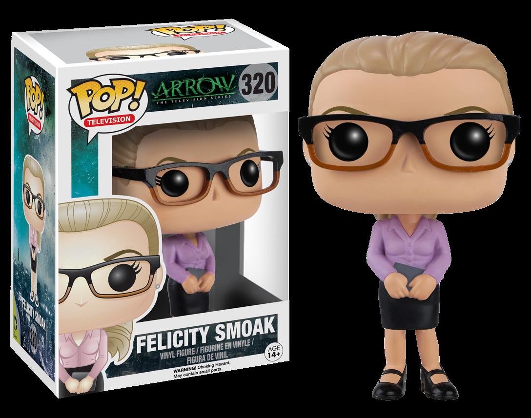 Arrow - Felicity Smoak Pop! Vinyl Figure