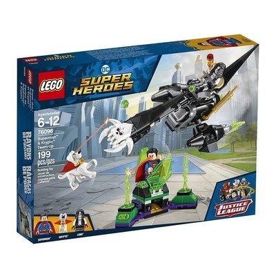LEGO DC Super Heroes Justice League Superman & Krpto Team-Up