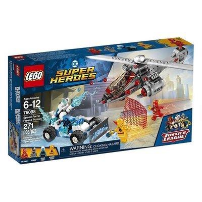 LEGO DC Super Heroes Justice League Speed Force Freeze Pursuit