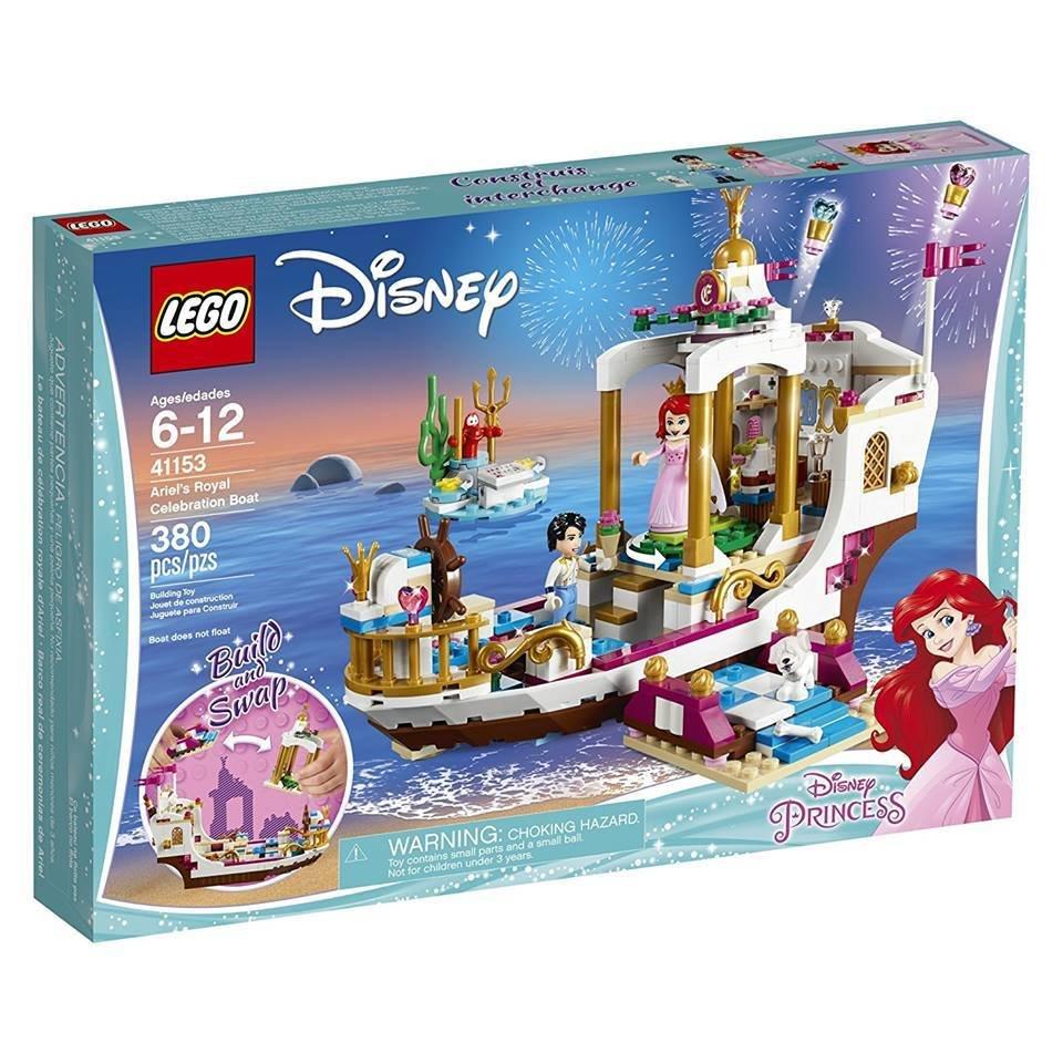 LEGO Disney Ariel's Royal Celebration Boat