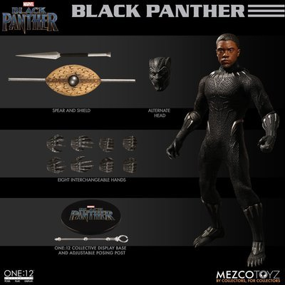 PRE-ORDER One: 12 Collective Black Panther