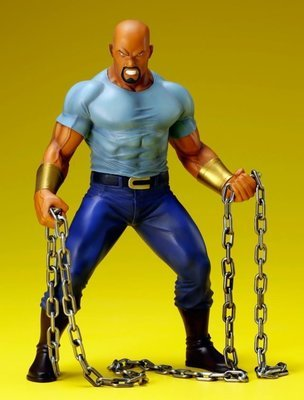 The Defenders Series Luke Cage ArtFX+ Statue