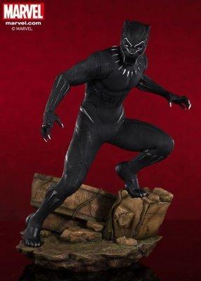 Black Panther Movie Black Panther ArtFX Statue