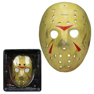 PRE-ORDER Friday the 13th: Prop Replica Part 3 Jason Mask