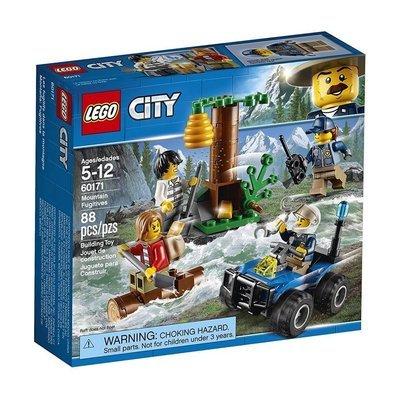 LEGO Mountain Fugitives