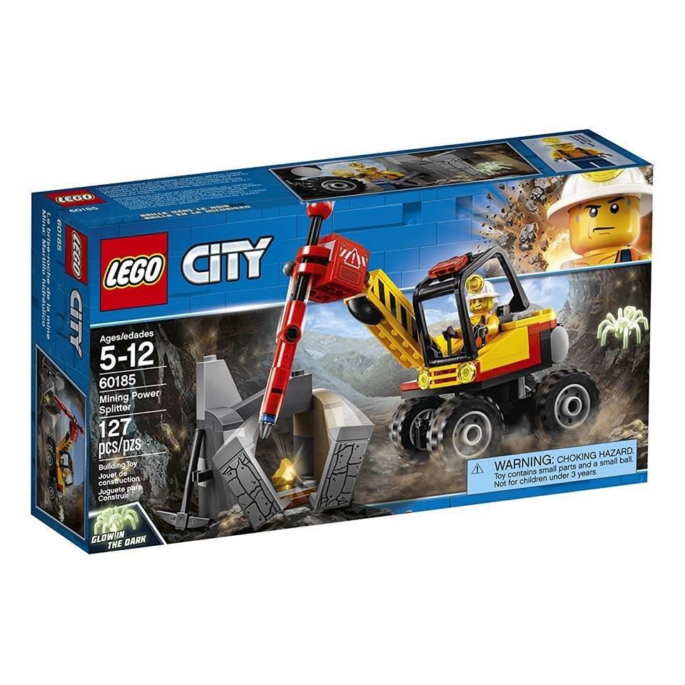 LEGO Mining Power Splitter