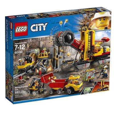 LEGO Mining ExpertsSite
