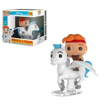 Disney's Hercules - Hercules and Pegasus Pop Rides! Vinyl Figure