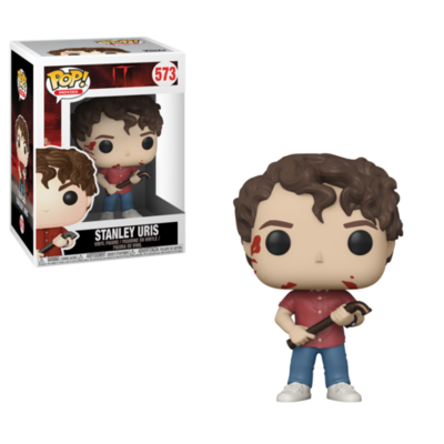It - Stanley Uris Pop! Vinyl Figure