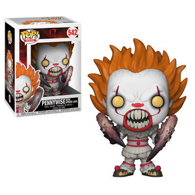 It - Pennywise Spider Legs Pop! Vinyl Figure