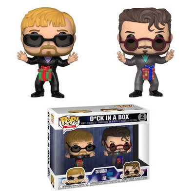 Saturday night Live - Dick in a Box Pop! Vinyl Figure