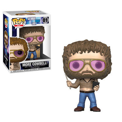 Saturday night Live - More Cowbelly Pop! Vinyl Figure