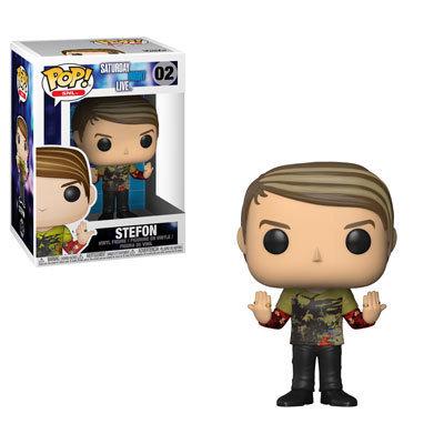 Saturday night Live - Stefon Pop! Vinyl Figure