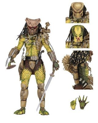 PRE-ORDER Predator Ultimate Elder (The Golden Angel) Figure
