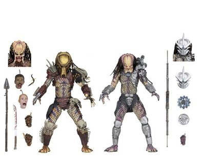 PRE-ORDER Predator Ultimate Bad Blood & Enforcer Two Pack