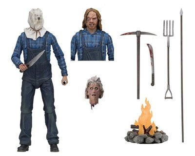 PRE-ORDER Friday the 13th Part 2 Ultimate Jason Figure