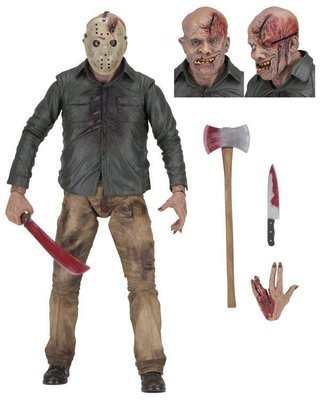 PRE-ORDER Friday the 13th: The Final Chapter 1/4 Scale Jason Figure
