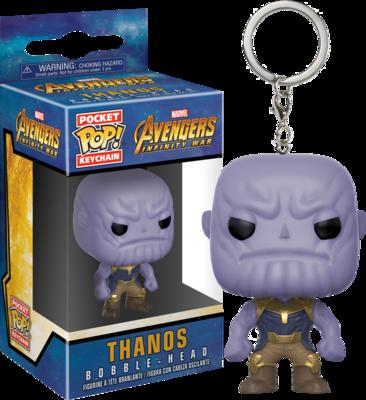 Avengers 3: Infinity War - Thanos Pocket Pop! Vinyl Keychain