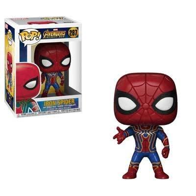 PRE-ORDER Avengers 3 : Infinity War Iron Spider Pop! Vinyl Figure (2nd Batch)