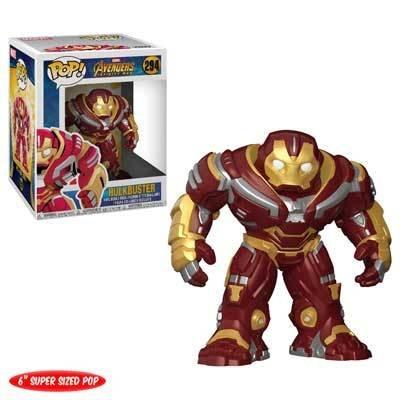 Avengers 3 : Infinity War Hulkbuster 6