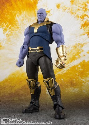 S.H.Figuarts Thanos (Avengers: Infinity War) Action Figure