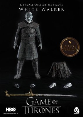 PRE-ORDER Game of Thrones White Walker (Deluxe) 1/6th Scale Collectible Figure