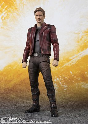 S.H.Figuarts Star-Lord (Avengers: Infinity War) Action Figure