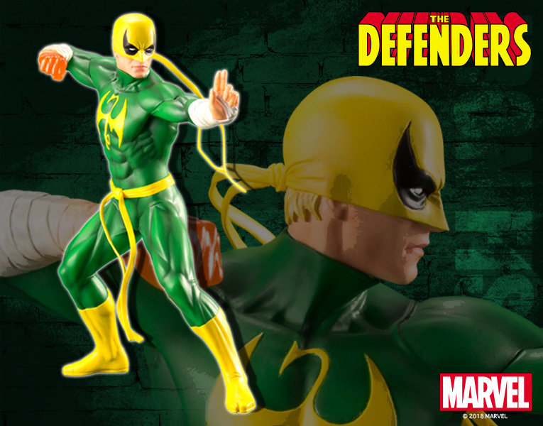 ARTFX+ The Defenders Iron Fists 1/10 PVC Figure