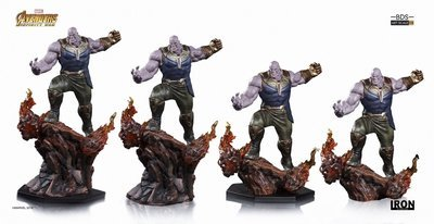 PRE-ORDER Thanos BDS Art Scale 1/10 - Avengers: Infinity War