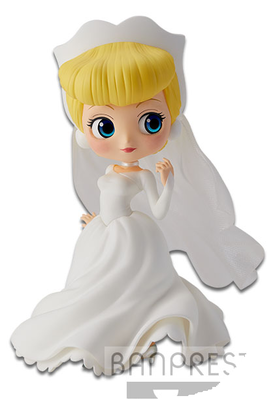 Q Posket Disney Characters Cinderella Dreamy Style Pastel Ver.