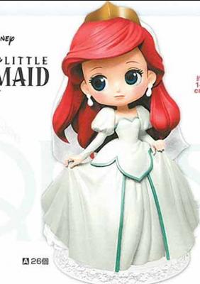 Q Posket Disney Characters Ariel Dreamy Style Regular Ver.