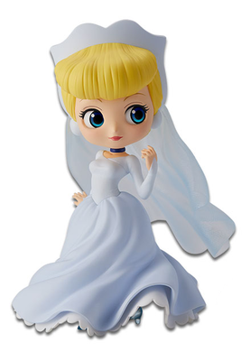 Q Posket Disney Characters Cinderella Dreamy Style Regular Ver.