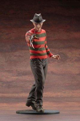 A Nightmare on Elm Street 4 ArtFX Freddy Krueger Statue